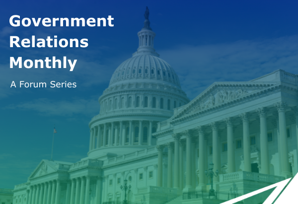 Government Relations Monthly 1