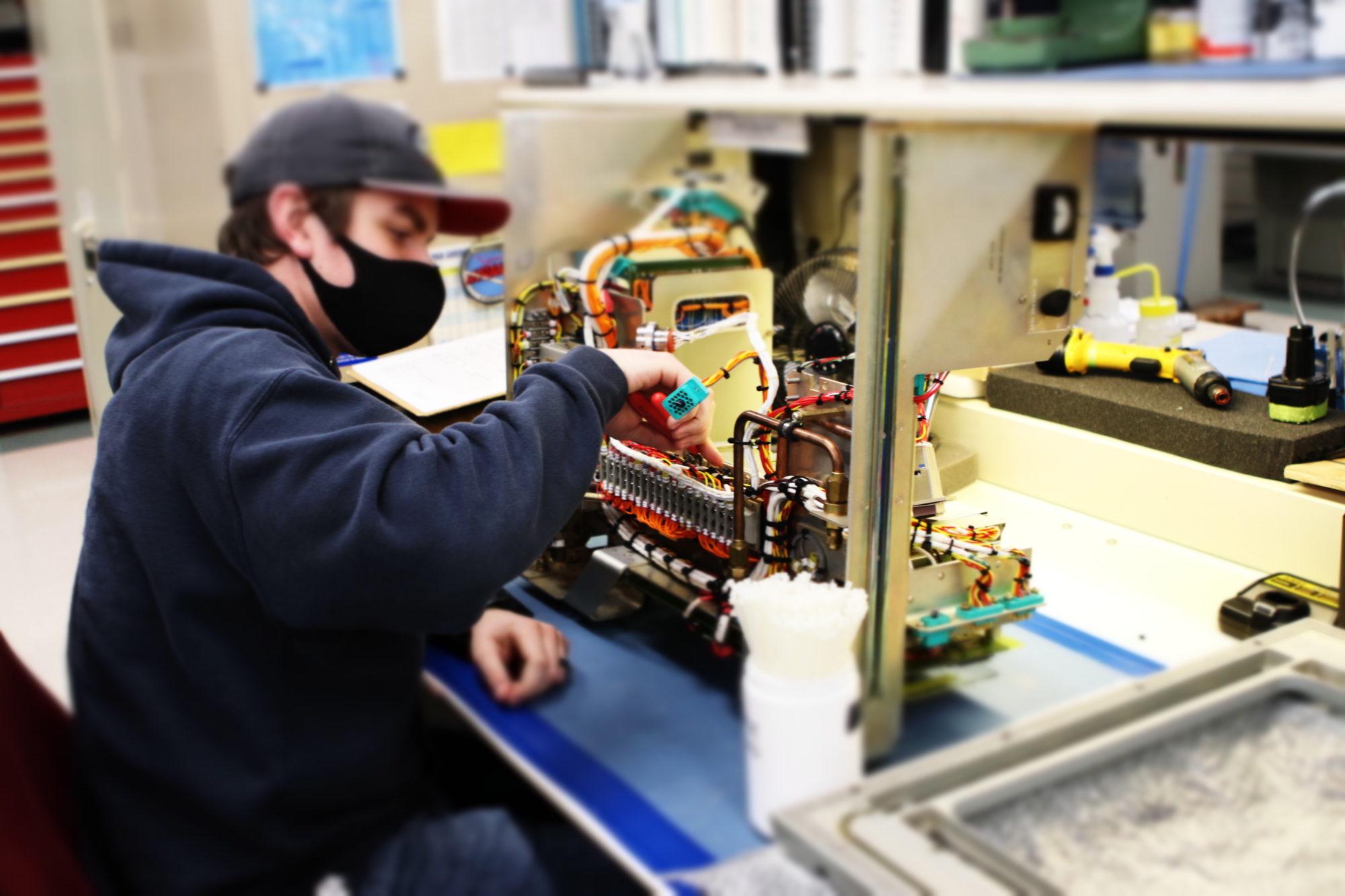 Amentum Model-Based Systems Engineering (MBSE) laboratory and digital engineering toolsets