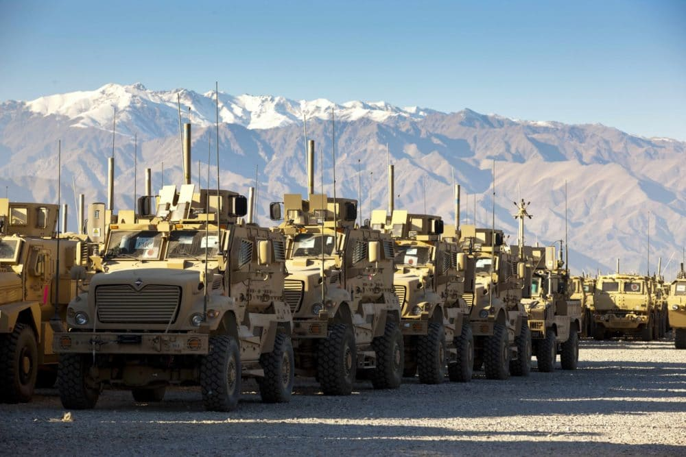 Supporting Key Operations in Afghanistan