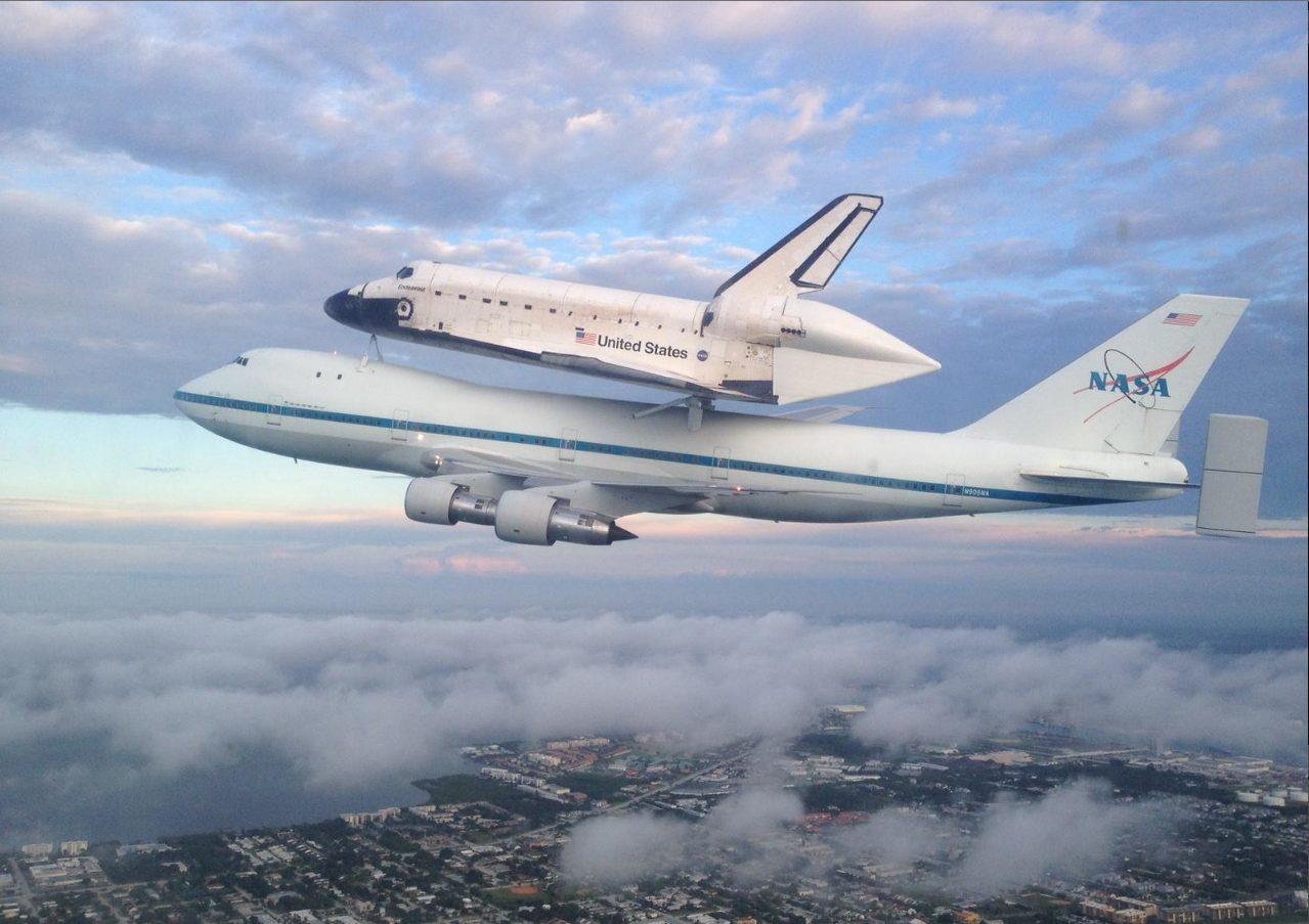 NASA AMOS spaceshuttleEndeavours finalflight