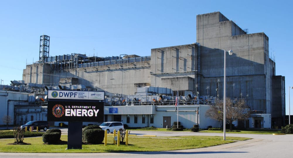 Remediating High-Level Radioactive Liquid Waste at the Savannah River Site (SRS) - Department of Energy